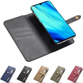 Mobil lommebok Lambskin 2i1 Huawei P30 (ELE-L29)