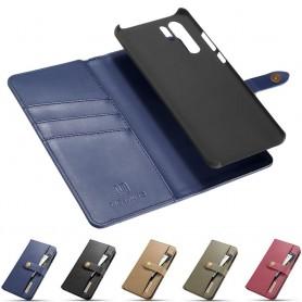 Mobil lommebok Lambskin 2i1 Huawei P30 Pro (VOG-L29)