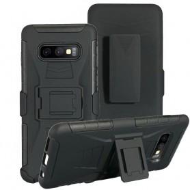 Slagbestandig skall med hylster Samsung Galaxy S10E (SM-G970F)