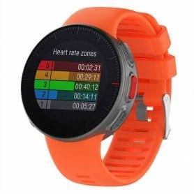 Sport armbånd for Polar Vantage V - Orange