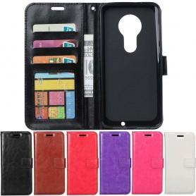 Mobil lommebok 3-kort Motorola Moto G7 (XT1962)