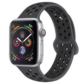 EBN Sport Armbånd Apple Watch 4 (40) - Carbon / svart