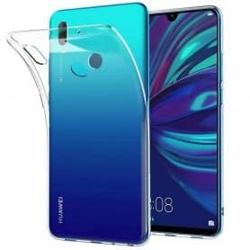 Silikonetui Gjennomsiktig Huawei Y7 2019 (DUB-LX1)