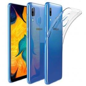 Silikonetui Gjennomsiktig Samsung Galaxy A20e (SM-A202F)