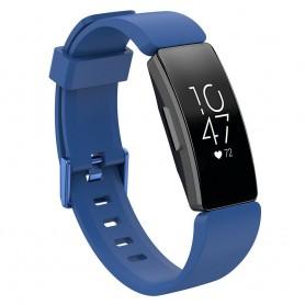Sport armbånd for Fitbit Inspire / Inspire HR - Blå