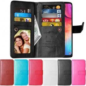 Dobbelt flip Flexi 9-kort Samsung Galaxy A50 (SM-A505F)