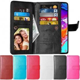 Dobbelt flip Flexi 9-kort Samsung Galaxy A70 (SM-A705F)