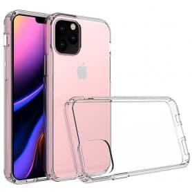 """Mobilt deksel Clear Hard Case Apple iPhone XI 5.8 """"2019 Gjennomsiktig gjennomsiktig skallbeskyttelsesdeksel"""
