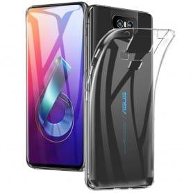 Silikonetui Gjennomsiktig Asus Zenfone 6 (ZS630KL)