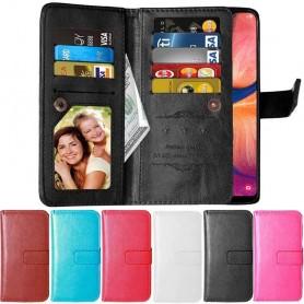 Dobbelt flip Flexi 9-kort Samsung Galaxy A10 (SM-A105F)