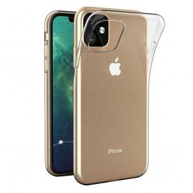 Silikonskall gjennomsiktig Apple iPhone XIR 2019
