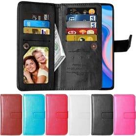 Dobbelt flip Flexi 9-kort Huawei P Smart Z (STK-LX1)