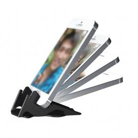 Bærbart mobilstativ - svart