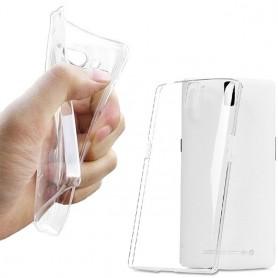 OnePlus One silikon skal være gjennomsiktig