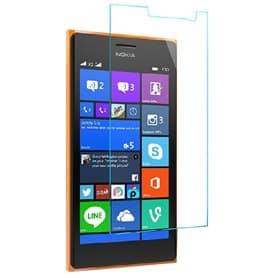 Skjermbeskytter med herdet glass Lumia 730