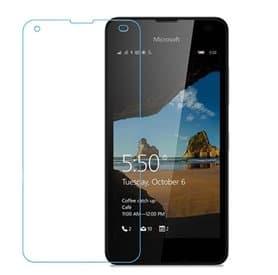 Skjermbeskytter med herdet glass MS Lumia 550