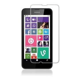 Skjermbeskytter med herdet glass Nokia Lumia 630/635