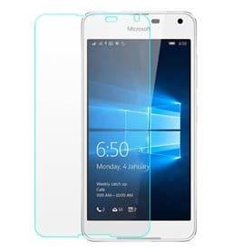 Skjermbeskytter med herdet glass Microsoft Lumia 650