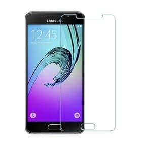 XS Premium skjermbeskytter herdet glass Galaxy A5 2016