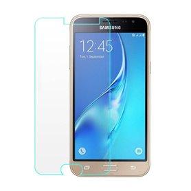 XS Premium skjermbeskytter herdet glass Galaxy J1 2016