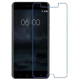 Herdet glass skjermbeskytter Nokia 6