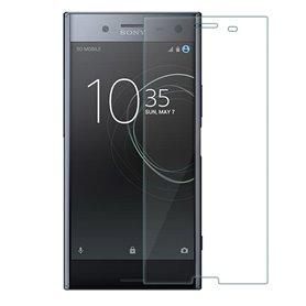 Skjermbeskytter med herdet glass Sony Xperia XZ Premium G8141, mobil etui CaseOnline.se