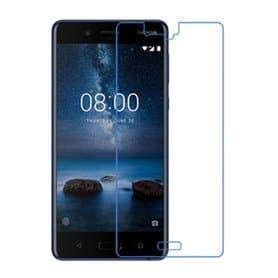 Skjermbeskytter PET Nokia 8 beskyttelsesfilm plastfilm