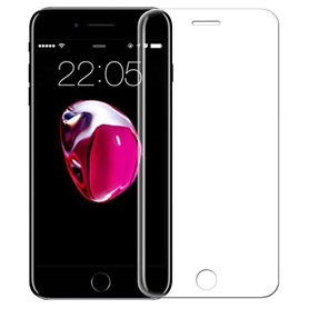 4D buet glassskjermbeskytter Apple iPhone 7 Fullskjermbeskytter