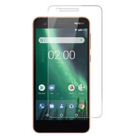 Skjermbeskytter med herdet glass Nokia 2 beskyttelsesfilm