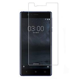 Skjermbeskytter med herdet glass Nokia 3 beskyttelsesfilm