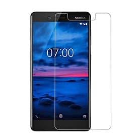 Herdet glass skjermbeskytter Nokia 7 beskyttelsesfilm