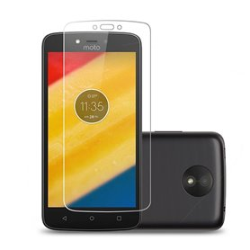 Motorola Moto C Plus Skjermbeskytter for herdet glass
