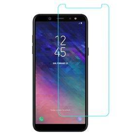 Herdet glassskjermbeskytter Samsung Galaxy A6 pluss 2018 beskyttelsesfilm