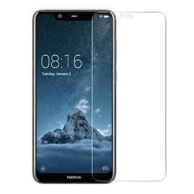 Herdet glass skjermbeskytter Nokia 5.1 Plus caseonline skjermbeskytter