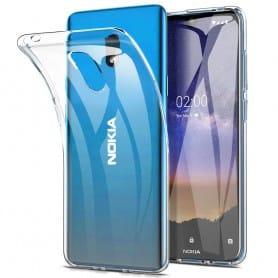 Silikonetui Gjennomsiktig Nokia 2.2 (TA-1183)