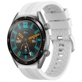 Sport Armbånd Huawei Watch GT2 - Vit