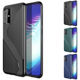 S-Case silikonetui S-Case Samsung Galaxy S20 Plus (SM-G986F)