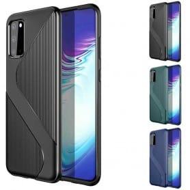 S-Case silikonetui S-Case Samsung Galaxy S20 (SM-G981F)