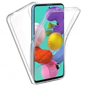360 ° TPU + PC til Samsung Galaxy A71 (SM-A705F)