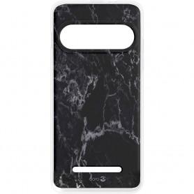 Doro 8035 silikonskall i marmor