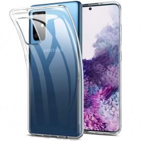 Silikonetui Gjennomsiktig Samsung Galaxy S20 (SM-G981F)