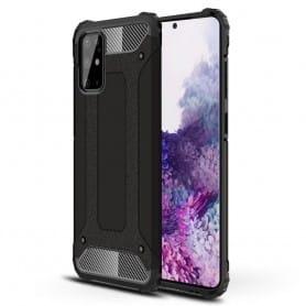 Hybrid Armor Case TPU Samsung Galaxy S20 Plus (SM-G986F) - Svart