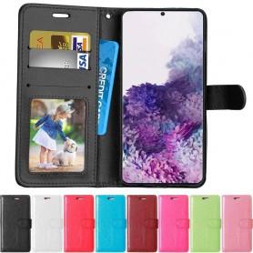 Mobil lommebok 3-kort Samsung Galaxy S20 (SM-G980F)