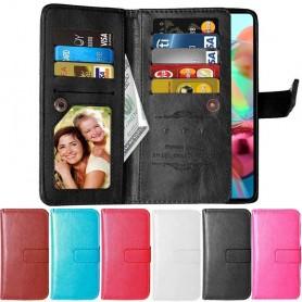 Dobbelt flip Flexi 9-kort Samsung Galaxy A41 (SM-A415F)