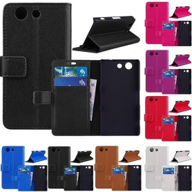 Mobil lommebok Xperia Z3 Compact