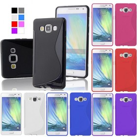 S Line silikonskall Galaxy A5