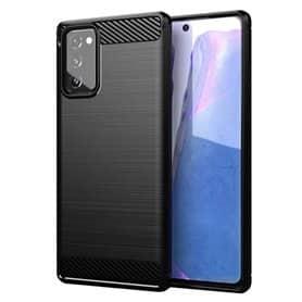 Børstet silikonskall Samsung Galaxy Note 20 Ultra