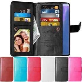 Dobbelt flip Flexi 9-kort Samsung Galaxy Note 20