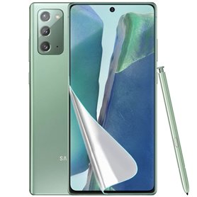 3D-myk HydroGel-skjermbeskytter Samsung Galaxy A21s (SM-A217F)