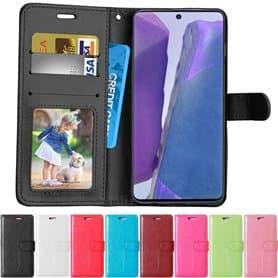 Mobil lommebok 3-kort Xiaomi Redmi Note 9 Pro